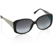 Givenchy Over-sized Sunglasses(Blue, Grey)