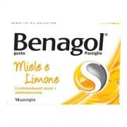 Reckitt Benckiser H.(It.) Spa Benagol 16 Pastiglie Limone Senza Zucchero