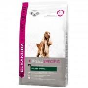 Eukanuba Breed Specific Cocker Spaniel pour chien 2 x 7,5 kg