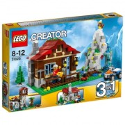 Lego Creator mountain hut v29 31025
