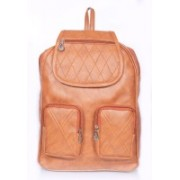 mra fashion Beautiful Canvas Casual Backpacks for Girls / Women (multicolour) 10 L Backpack(Tan)