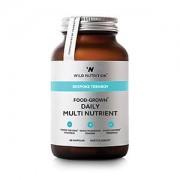 Wild Nutrition Food-Grown Daily Multi Nutrient - Pojkar 12-18 år (90 kapslar)