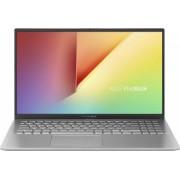 Ultrabook ASUS VivoBook 15 X512 Intel Core (10th Gen) i5-1035G1 512GB SSD 8GB FullHD Silver Bonus Geanta Laptop ASUS Nereus