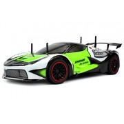 Velocity Toys Piranha Racer Exotic Supercar Remote Control Rc Car 2.4 Ghz Control System, 15+ Mph, Lithium Battery, Big Size 1:10 Scale Rtr
