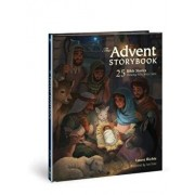 The Advent Storybook: 25 Bible Stories Showing Why Jesus Came, Hardcover/Laura Richie
