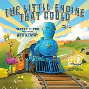 The Little Engine That Could: 90th Anniversary Edition, Hardcover/Watty Piper