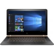 "Ultrabook™ HP Spectre Pro 13 G1 (Procesor Intel® Core™ i5-6200U (3M Cache, up to 2.80 GHz), Skylake, 13.3""FHD, 8GB, 256GB SSD, Intel HD Graphics 520, Wireless AC, Tastatura iluminata, Win10 Pro 64)"