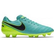 Nike Tiempo Legacy II FG - scarpe da calcio - Clear Jade/Black Volt