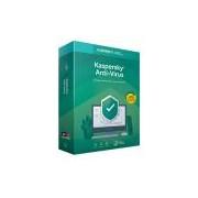 Kaspersky Antivirus 2019 - 1 Licença - 1 ano - Digital para download - Para PC