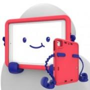 """Калъф за таблет Apple iPad, до 9.7"""" (24.64 cm), Speck Case-E, с дръжки, червен/син"""