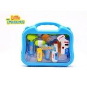 Doctor Medical Play Set– for 3+ children the set comprises of stethoscope, medical scissors, tray, reflex hammer...