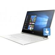 """HP Spectre 13-af005nn i7-8550U QC/13.3""""FHD TouchIPS/8GB/256GB/UHD 620/Win 10 H/White/EN/3Y (2ZG96EA)"""