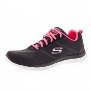 SKECHERS Sneaker stringata Skech-Knit con suola flex appeal