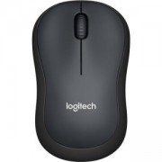 Мишка Logitech Wireless Mouse M220 Silent, black, 910-004878