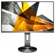 "Monitor AOC 27"", Q2790PQU, 2560x1440, LCD LED, IPS, 4ms, 178/178o, VGA, HDMI 2x, DP, Lift, Pivot, Zvučnici, crna, 36mj"