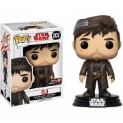 Funko Pop Dj Star Wars Last Jedi Episode Viii Exclusivo