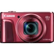 Canon - Refurbished PowerShot SX720 HS 20.3-Megapixel Digital Camera - Red