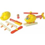 Jucarie educativa Janod Magnetic Helicopter