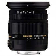 SIGMA 17-50mm f/2.8 DC OS HSM EX Canon