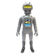 Galaxy Commanders Commander Cytron Sofubi Soft Vinyl Toy Figure Skullmark