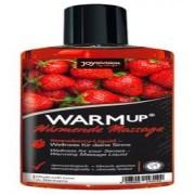 Joydivision Warm-up Massage Olie - Aardbei (150ml)