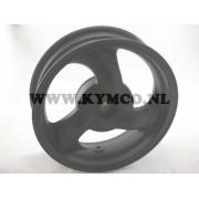Achterwiel Kymco Agility 12 Zwart