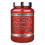 100% Whey Protein Professional LS 920g vanília (Lightly Sweetened) Scitec Nutrition