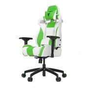 Vertagear Silla ergonomica Racing SL4000 Gaming Blanco/Verde