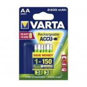 Varta 56706 - 2 buc Baterii reîncărcabile ACCU AA NiMH/2100mAh/1,2V