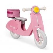 Drveni bicikl - Mademoiselle Pink Scooter