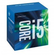Intel cpu Kabylake, i5-7600, 4 Core, 4,10ghz, Socket Lga1151, 6Mainboard Cache, box