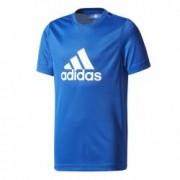 Tricou copii Adidas YB GU TEE albastru 7-8Y