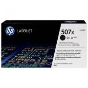 HP 507X svart LaserJet-tonerkassett med hög kapacitet, original