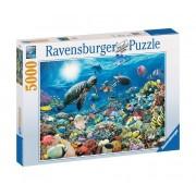Ravensburger Puzzle Adancul marii 5000 piese