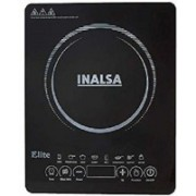 Inalsa elite Induction Cooktop(Black, Touch Panel)