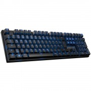 KBD, Roccat Suora Frameless, Mechanical, Gaming, US Layout, 6 programmable macro keys, USB (ROC-12-201)