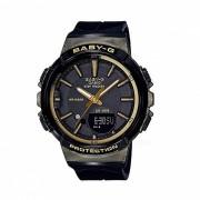 casio baby-g BGS-100GS-1A para reloj running series - negro
