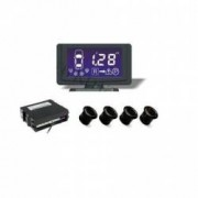 Senzor de parcare cu 4 senzori avertizare acustica si LCD Model PM4105