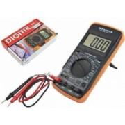 Multimetru Tester Digital Profesional DT9205A Ecran LCD