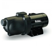 Flotec Self-Priming Shallow Well Jet Water Pump - 480 GPH, 1/2 HP, 1 1/4 Inch Suction/1 Inch Discharge Ports, Model FP4012, Port