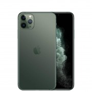 Refurbished-Very good-iPhone 11 Pro Max 256 GB Midnight Green Unlocked