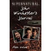 Supernatural: John Winchester's Journal, Paperback