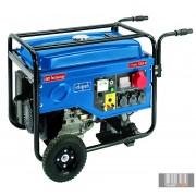 Scheppach SG 7000 5 500 w-os vázszerkezetes áramfejlesztő avr szabályozással
