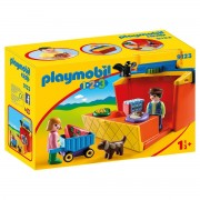 Playmobil Maleta mercado 9123multicolor- TAMANHO ÚNICO