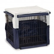 Beeztees Dog Crate Cover Benco 63x55x61 cm Blue 715955