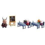 Peppa Pig - Osztályterem + 5 figura