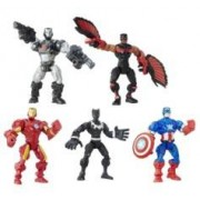 Hasbro Multipack Super Hero Mashers : Marvel Avengers