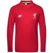 Liverpool Trainingsshirt Midlayer Elite - Rood/Wit Kinderen