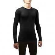 Rewoolution Men T-Shirt Long Sleeve black