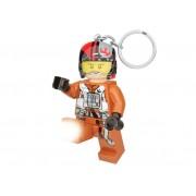 BRELOC CU LANTERNA LEGO STAR WARS POE DAMERON - LEGO (LGL-KE95)